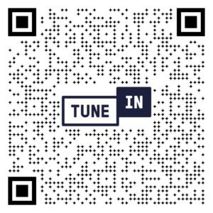 TuneIn QR Code